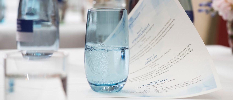 Mineralwasserkarte
