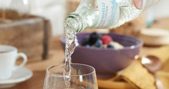 Mineralstoffe in Mineralwasser