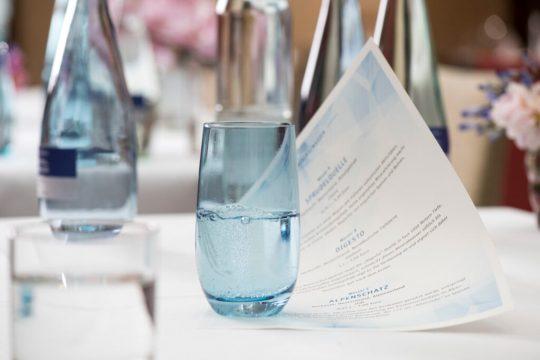 Gastronomie und Mineralwasser