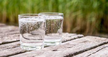 Kohlensäure im unterirdischen Mineralwasser-Vorkommen