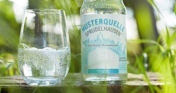 Wie Mineralstoffe ins Mineralwasser gelangen