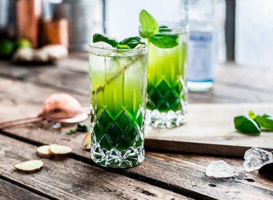 Rezepte mit Mineralwasser